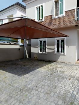 a Beautifully Built and Well Finished Fully Detached 4 Bedroom Duplex with Bq, Behind Shoprite, Lekki, Lagos, Detached Duplex for Sale