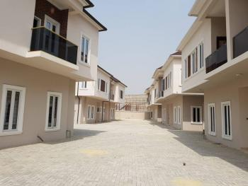 New!!just One More Left!! 4 Bedroom Semi-detached Town Houses!!, Orchid Road, 2nd Tollgate, Lekki Expressway, Lekki, Lagos, Semi-detached Duplex for Sale