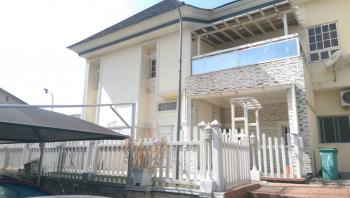 Well Finished 4 Bedroom Terrace Duplex with 1 Room Bq, Wuse 2, Abuja, Terraced Duplex for Sale