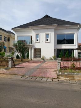 New 5 Bedroom House and 2 Rooms Bq on 800sqm, Carlton Gate Estate, Chevron Drive, Lekki Expressway, Lekki, Lagos, Detached Duplex for Sale