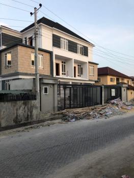 Semi-detached 5 Bedroom Duplex, Osapa London, Osapa, Lekki, Lagos, Semi-detached Duplex for Sale