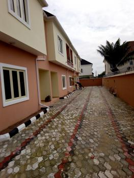 Clean Spacious 3bedroom Terrace Duplex, Within a Very Secured Estate Around Blenco Supermarket Before Sangotedo Shop Rite, Peninsula Garden Estate, Ajah, Lagos, Terraced Duplex for Rent