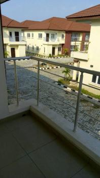 a 4 Bedroom Wing Duplex with Bq for Sale in a Serviced Estate at Chevron Drive Lekki, North Pointe Estate, Chevron Drive, Chevy View Estate, Lekki, Lagos, Semi-detached Duplex for Sale