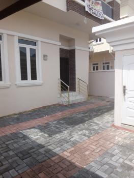 Brand New 5 Bedroom Duplex with Bq, Chevron, Chevy View Estate, Lekki, Lagos, Semi-detached Duplex for Sale