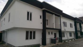 Newly Built Three Bedroom Terrace with Bq, Ikota Villa Estate, Lekki, Lagos, Terraced Duplex for Sale