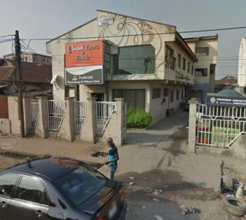 a Large 8 Bedroom Fully Detached House on Full Plot, Off Herbert Macaulay Way, Alagomeji, Yaba, Lagos, Detached Duplex for Sale