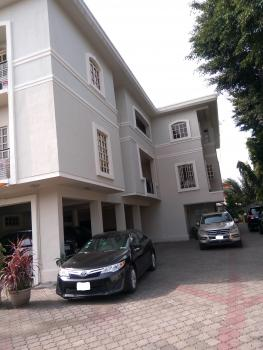 Lovely and Spacious 3 Bedroom Flat with 2 Rooms Bq, Fitted Kitchen, Parkview, Ikoyi, Lagos, Flat for Rent