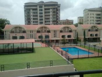 4 Bedroom Exquisitely Finished Terrace Duplex Plus Maid Quarters, Osbourne 1, Osborne, Ikoyi, Lagos, Terraced Duplex for Rent