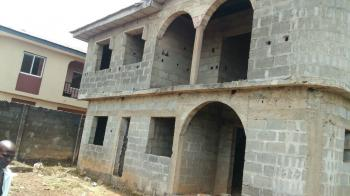 Uncompleted 4bedroom Duplex and 2 Flats for Sale, Custom Bus Stop, Abaranje Road, Ikotun, Lagos, Block of Flats for Sale