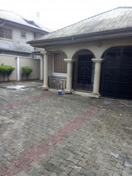 Exclusive 4 Bedroom Self-contained with Garage, Off East West Rd, Rumuodara, Port Harcourt, Rivers, Detached Bungalow for Rent