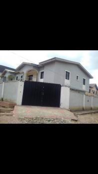 2 Wings of 5 Bedroom Duplex, Bucknor Estate, Oke Afa, Isolo, Lagos, Semi-detached Duplex for Sale