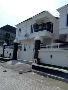Nicely Built and Well Finished Fully Detached 4 Bedroom Duplex with Bq, Behind Shoprite, Osapa, Lekki, Lagos, Detached Duplex for Sale