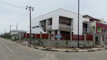 Brand New 6 Bedroom Duplex with a Bq and 2 Units of 3 Bedroom Flat, Atlantic View Estate, New Road, Chevron, Lekki, Lagos, Detached Duplex for Sale