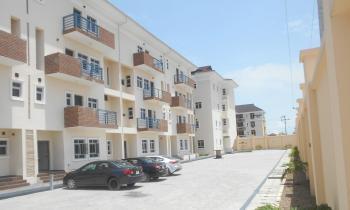Brand New 4 Bedroom Maisonette Plus Bq, Heirs Park Residences, Igbo Efon, Lekki Expressway, Lekki, Lagos, Terraced Duplex for Rent