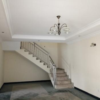 Lovely 4 Bedroom Terrace with a Bq in a Secured Mini Estate with Gym, Swimming Pool and Lawn Tennis Court, Off Lekki Express Way, Agungi, Lekki, Lagos, Terraced Duplex for Rent