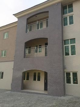 New 3 Bedrooms Block of Flat with Acs and Standby Gen, Next Cash and Carry, Jahi, Abuja, Flat for Rent