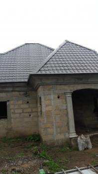 3 Bedroom Flat Attached to a Self Contained All En Suite on a 450 Square Meter Land, Odiok Itam By Calabar - Itu Road, Uyo, Akwa Ibom, Flat for Sale