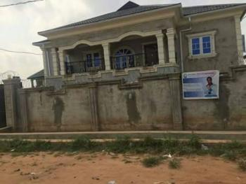 7 Bedroom Duplex with 2 Flats of 3 Bedroom, Fagba Iju, Ijaiye, Lagos, Detached Duplex for Sale
