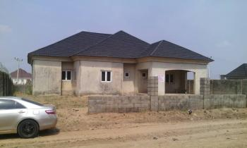 Almost Completed 4 Bedroom Bungalow, Idu Industrial, Abuja, Detached Bungalow for Sale