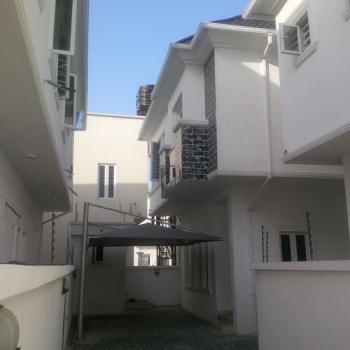 5 Bedroom Duplex with Bq, Osapa, Lekki, Lagos, Detached Duplex for Rent