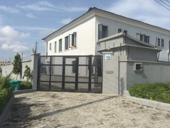 Lovely New Four Bedroom Terrace House, Lafiaji, Lekki Expressway, Lekki, Lagos, Flat for Rent