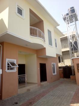 Brand New Upstairs 3 Bedroom Flat, Idado Estate, Idado, Lekki, Lagos, Flat for Rent