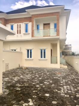 Brand New Five Bedroom Semi Detached House with a Room Bq, Ikate Elegushi, Lekki, Lagos, Semi-detached Duplex for Sale