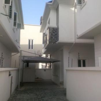 5 Bedroom Duplex with Bq, Osapa, Lekki, Lagos, Semi-detached Duplex for Rent