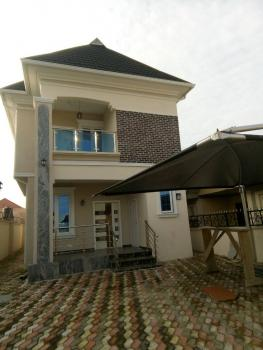 Newly Completed 4 Bedroom Detached House +bq, Labak Estate, Oko-oba, Agege, Lagos, Detached Duplex for Sale