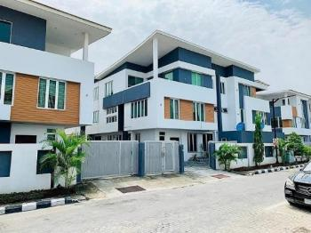 Exquisitely Finished 5 Bedroom Duplex with Bq in Richmond Gate Estate, Ikate Elegushi, Lekki, Ikate Elegushi, Ikate Elegushi, Lekki, Lagos, Detached Duplex for Sale