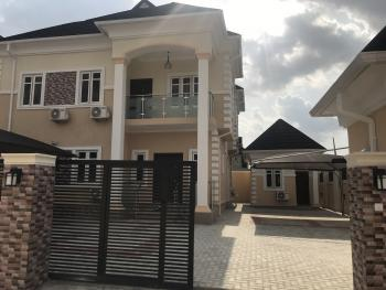 Newly Built 4 Bedroom Detached Duplex with 1room Bq, Jericho Gra, Idi Ishin, Ibadan, Oyo, Detached Duplex for Sale