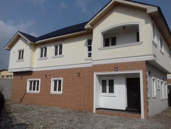 Exquisite 4 Bedroom Fully Detached Duplex, with 1 Room Bq, Off Ilupeju Byepass, Ilupeju, Lagos, Detached Duplex for Sale