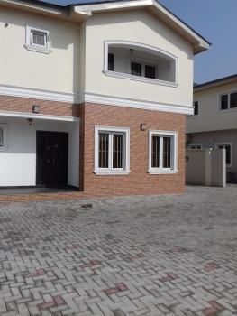Exquisite 4 Bedroom Semi Detached Duplex, with 1 Room Bq, Off Ilupeju Byepass, Ilupeju, Lagos, Semi-detached Duplex for Sale