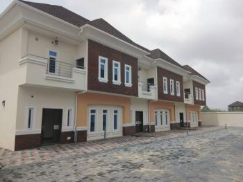 Brand New Exquisitely Finished 3 Bedroom Terrace Duplexes with a Room Bq, Lekki Palm Estate, Ajah, Lagos, Terraced Duplex for Sale