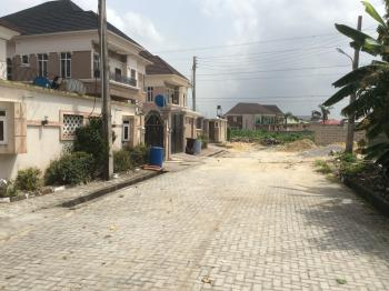 Bare Land Measuring 608 Sqm in a Built Up Estate, Chief Opara Ojiako Street, Thomas Estate, Ajah, Lagos, Residential Land for Sale