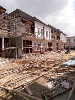 Newly Built 20 Units of 4 Bedroom Semidetached Duplex with a Room Bq, Fitted Kitchen, Etc, Ikota Villa Estate, Lekki, Lagos, Semi-detached Duplex for Sale