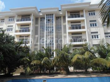 a Superbly Built Luxury Blocks of Flats of 3 Bedroom Flats with 1 Room Bq Each with Swimming Pool, Gym Etc, Isaac John Street, Ikeja Gra, Ikeja, Lagos, Block of Flats for Sale