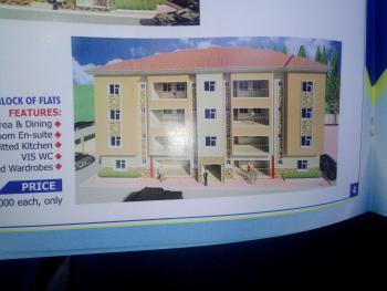 3 Bedroom Flat in a Mini Estate, Wuye, Abuja, Flat for Sale