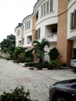 a Lovely Luxury 3br Duplex Inside an Estate @ Yaba Lagos, Yaba, Lagos, Flat for Rent