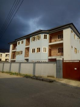 Fully Tenanted 6 Units of  2 Bedroom Flats, Rukpakulusi By Airforce Base, Eliozu, Port Harcourt, Rivers, Block of Flats for Sale