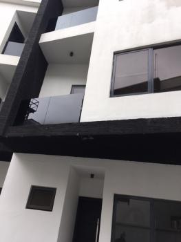 Luxury 4 Bedroom House with Servants Quarters, Gbenga Ashafa Street, Parkview, Ikoyi, Lagos, Semi-detached Duplex for Rent