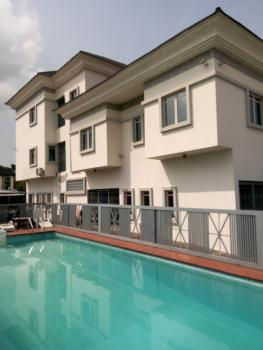Lovely 4 Bedroom Semidetached Duplex with a Room Bq, Fitted Kitchen, Swimming Pool, Gym,etc, Off Admiralty Way, Lekki Phase 1, Lekki, Lagos, Semi-detached Duplex for Sale