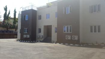 Diplomatic Serviced 2 Bedroom Flats, Off Ibb Way, Maitama District, Abuja, Flat for Rent