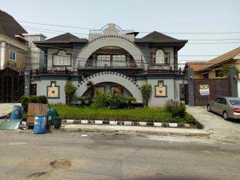 Semi Detached Duplex  (p Square Mansion), Lola Holloway Street, Omole Phase 1, Ikeja, Lagos, Semi-detached Duplex for Sale