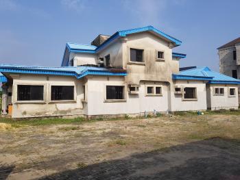 Gigantic 7 Bedroom Fully Detached Duplex with 3 Room Detached Bq for Sale in Awoyaya., Awoyaya, Sangotedo, Ajah, Lagos, Detached Duplex for Sale
