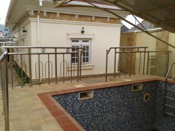 New 5 Bedroom Duplex + Swimming Pool + 2 Units Self Contained Bq, Gwarinpa Estate, Gwarinpa, Abuja, Detached Duplex for Sale