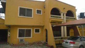 a Strategically Located 5 Bedroom Detached House Plus 3 Rooms Bq on 600 Square Metres of Land C of O Etc, in a Very Nice Location at Off Adeniyi Jones Avenue Ikeja, Adeniyi Jones, Ikeja, Lagos, Detached Duplex for Sale