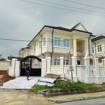 Executive 4 Bedroom Fully Detached Duplex with a Bq, Phase 2, Gra, Magodo, Lagos, Detached Duplex for Sale