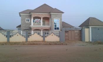 Newly Built 4 Bedroom Duplex, Gwagwalada-hajj Camp, Gwagwalada, Abuja, Detached Duplex for Sale
