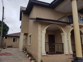 4 Bedroom Semi Detached Duplex with 2 Bedroom Bq ( Newly Completed), Ashi, Old Bodija, Ibadan, Oyo, Semi-detached Duplex for Sale